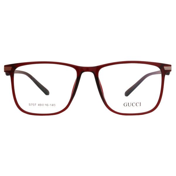 فریم عینک طبی گوچی مدل S707RD