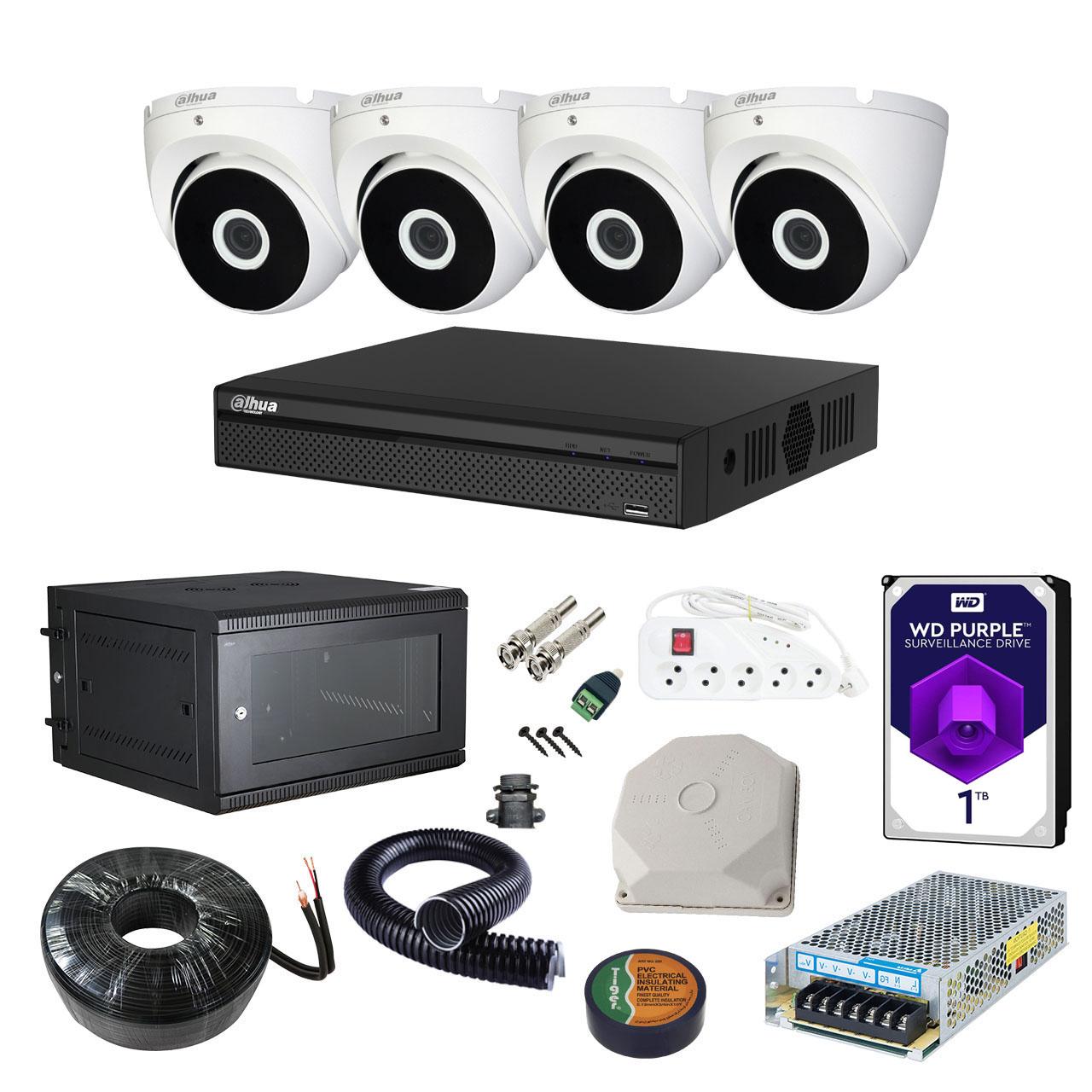بررسی و خرید [با تخفیف]                                     سیستم امنیتی داهوا مدل DP42E4000-F                             اورجینال