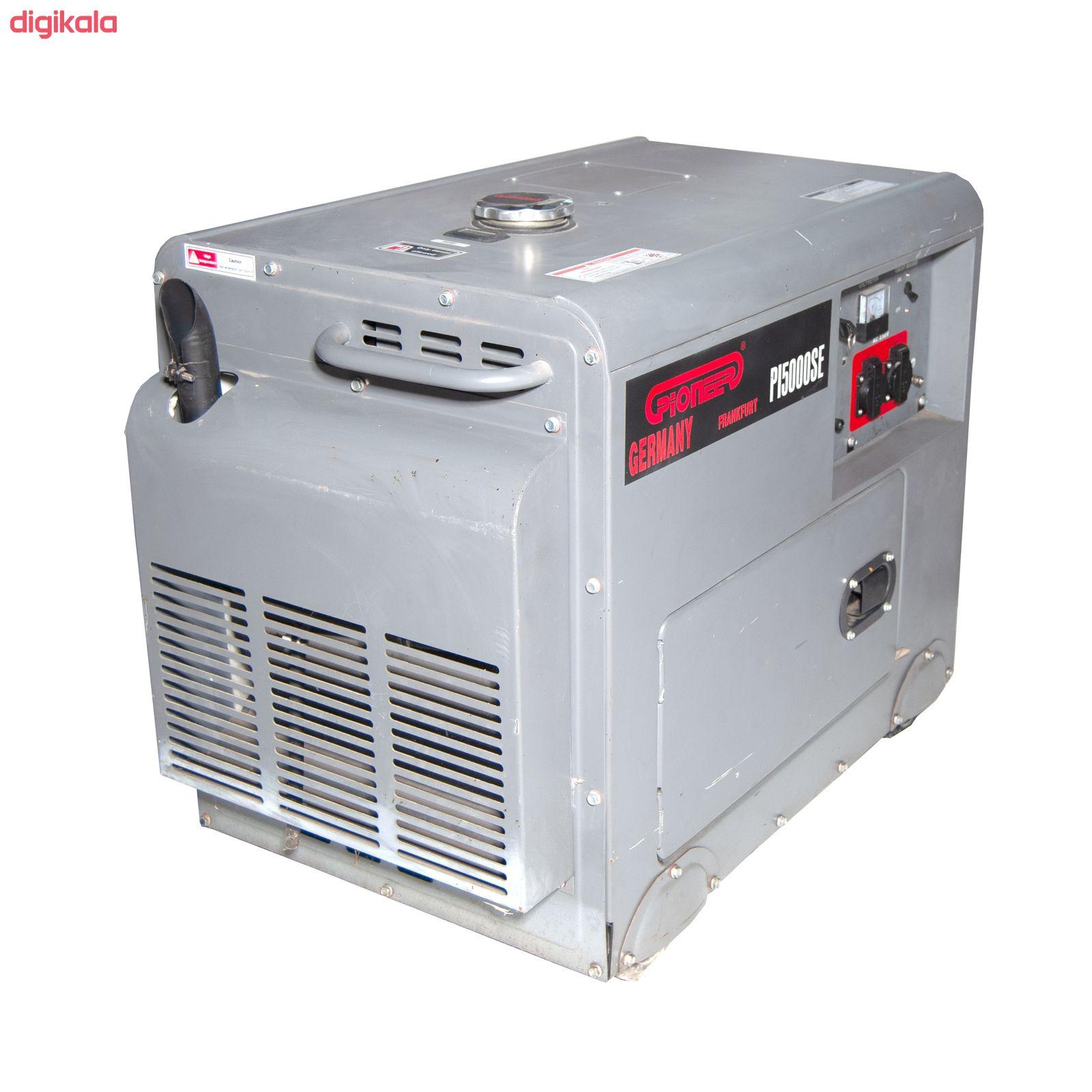 موتور برق پایونیر مدل PI5000SE main 1 1