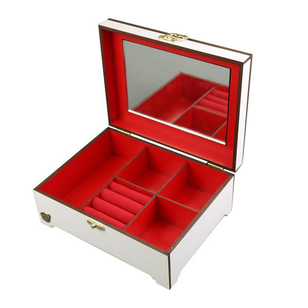 جعبه جواهرات لوکس باکس مدل کلاسیک کد LB304