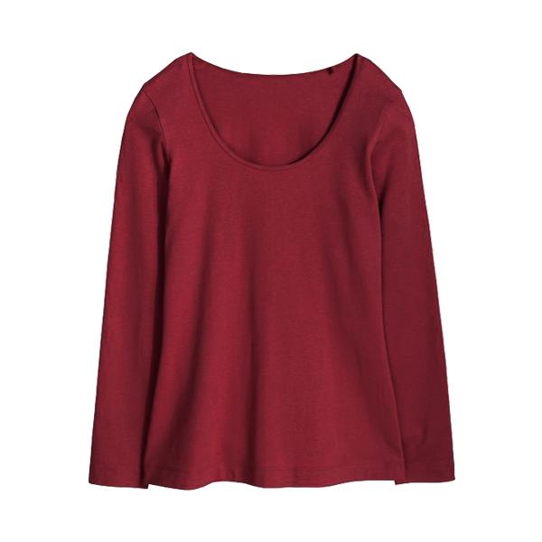 تی شرت آستین بلند زنانه اسمارا مدل 808as مجموعه 2 عددی thumb 2 1