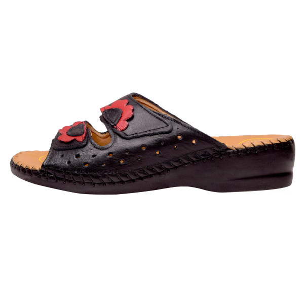 دمپایی زنانه کفش آداک مدل خارپاشنه کد 110