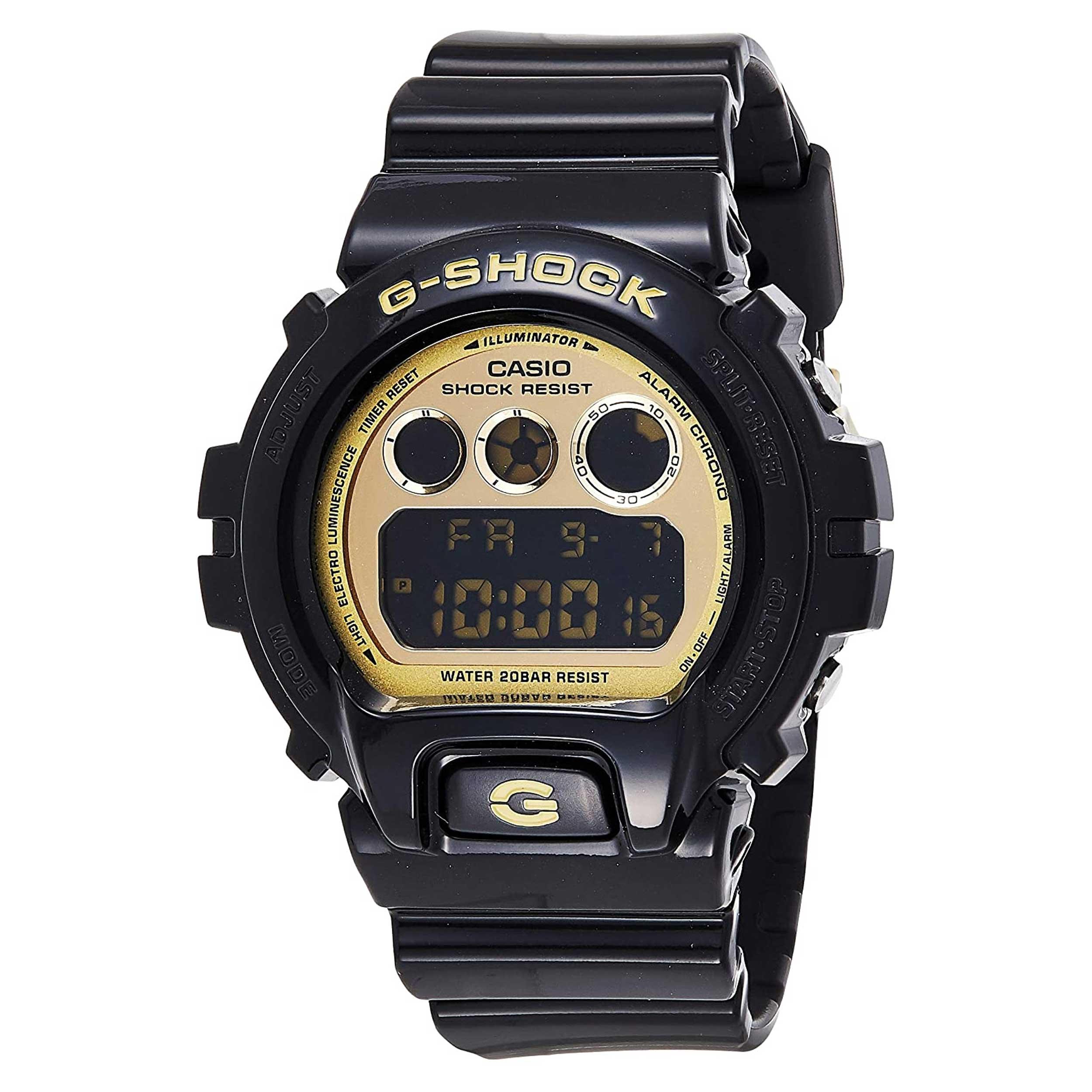 ساعت مچی دیجیتال مردانه کاسیو مدل DW-6900CB-1DS