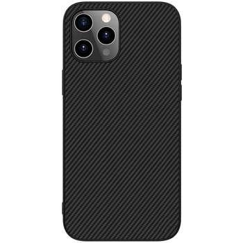کاور نیلکین مدل Synthetic fiber مناسب برای گوشی موبایل اپل iPhone 12 / 12 Pro