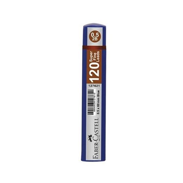 نوک مداد نوکی 0.5 میلی متری فابر کاستل مدل DB - superfine-120lead