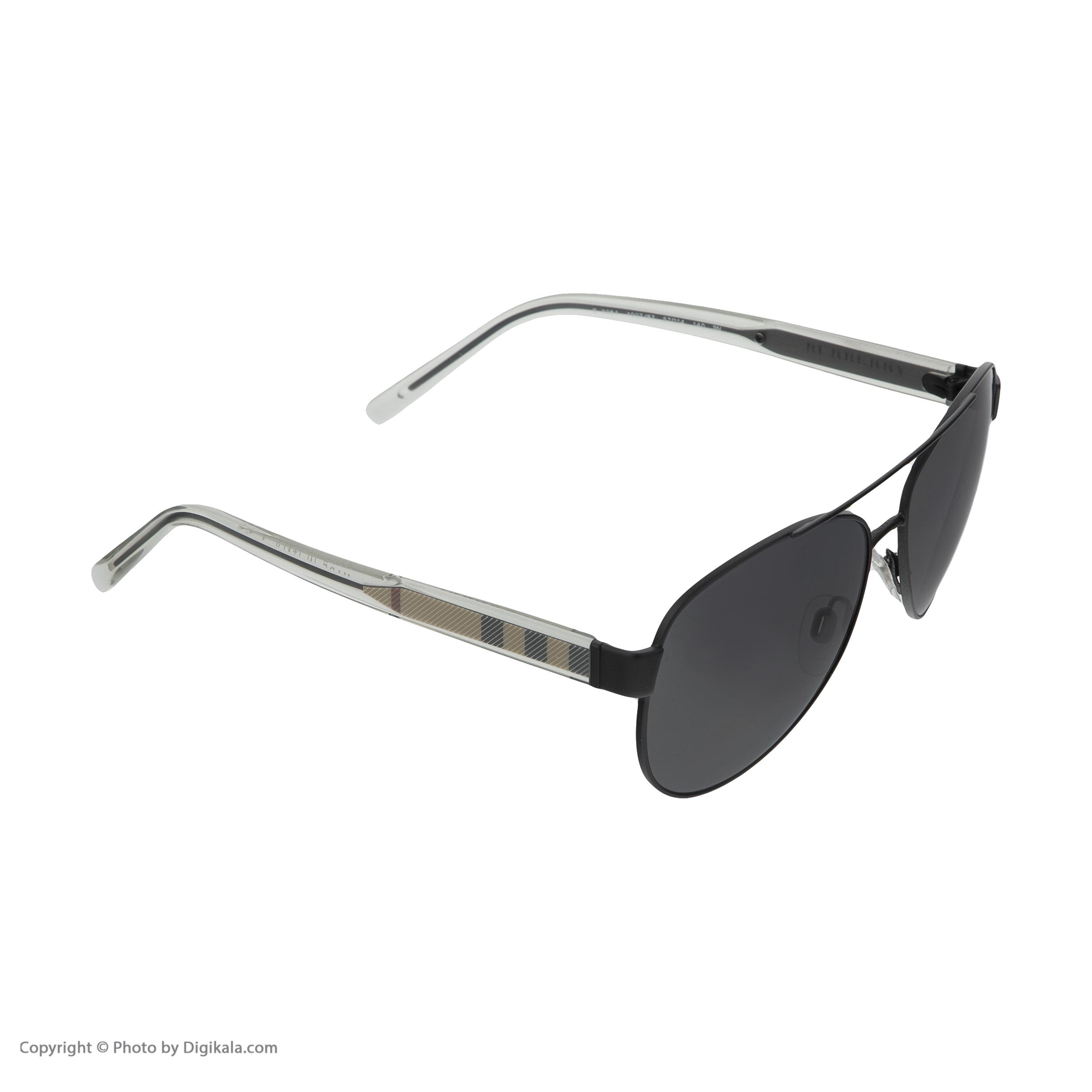 عینک آفتابی زنانه بربری مدل BE 3084S 100787 57 -  - 6