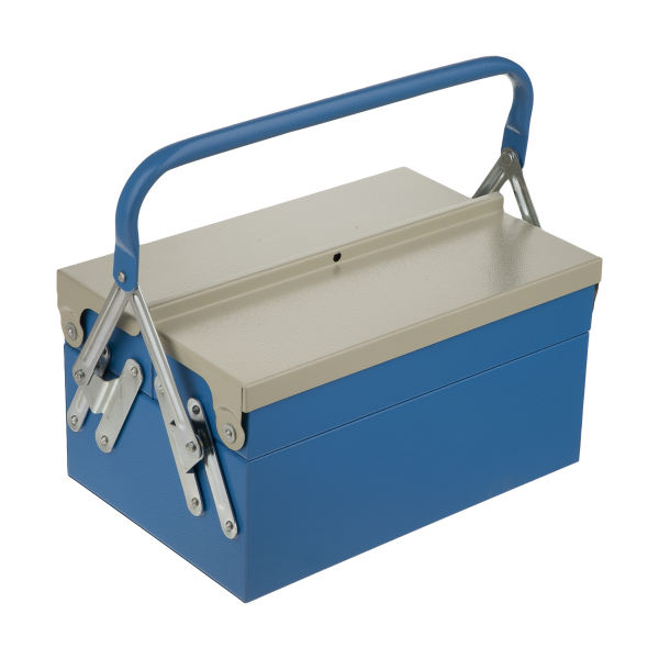 جعبه ابزار صنایع فلزی لوکس درویشیان کد 302