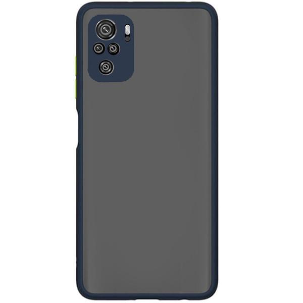 کاور مدل PHSPMG مناسب برای گوشی موبایل شیائومی Redmi Note 10 4G