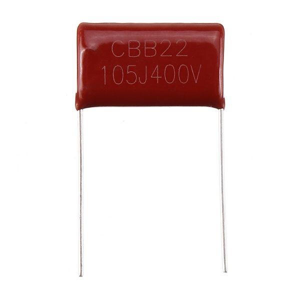 خازن سرامیکی 100 نانوفاراد مدل CBB22 بسته 10 عددی