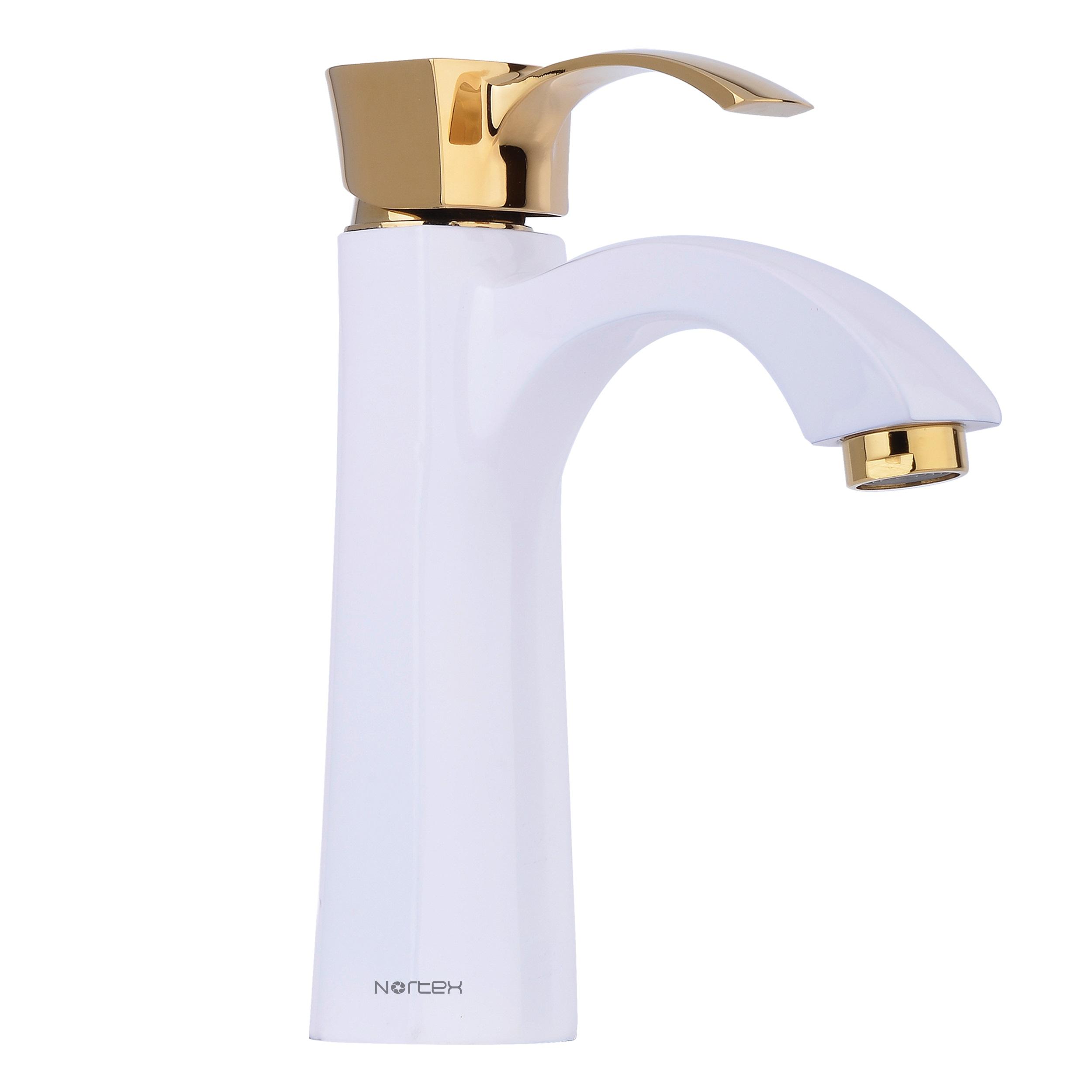 قیمت                                      شیر روشویی نورتکس تپس مدل ریگا کد a223