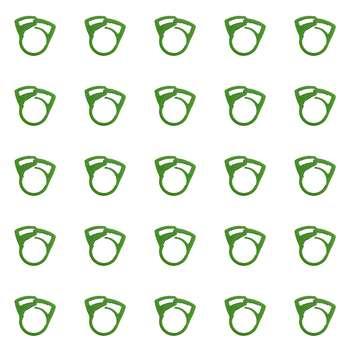 بست کلیپسی مدل bsk01 بسته 25 عددی