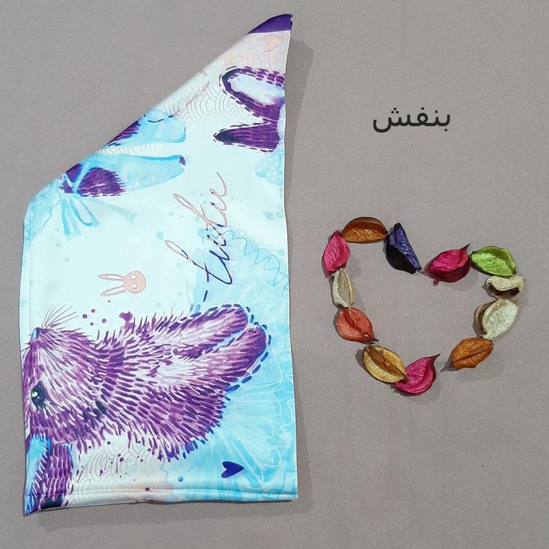 روسری دخترانه مدل 1
