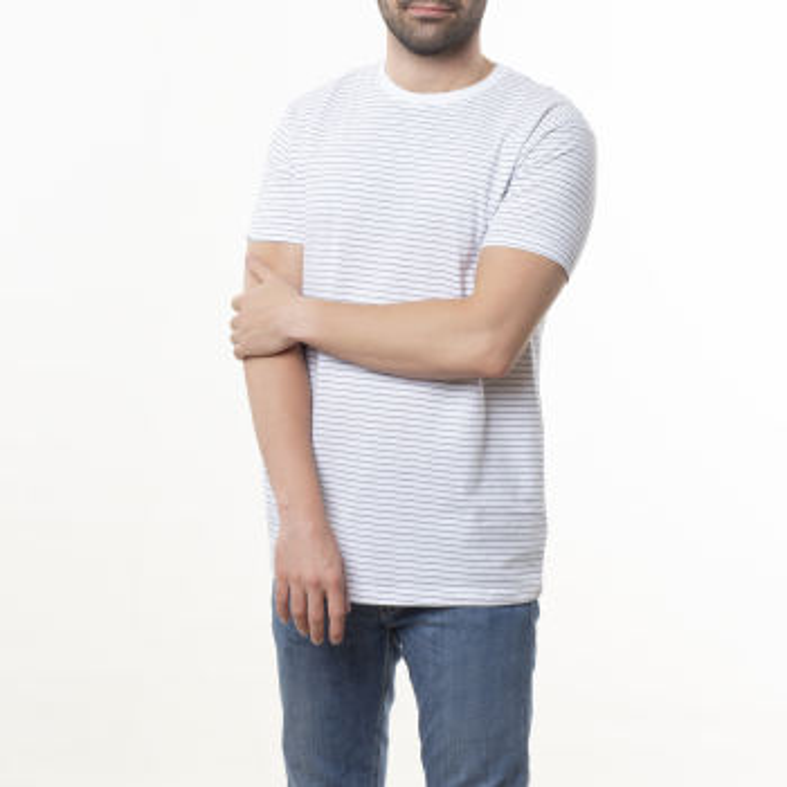 تیشرت مردانه رونی مدل 31220003-00