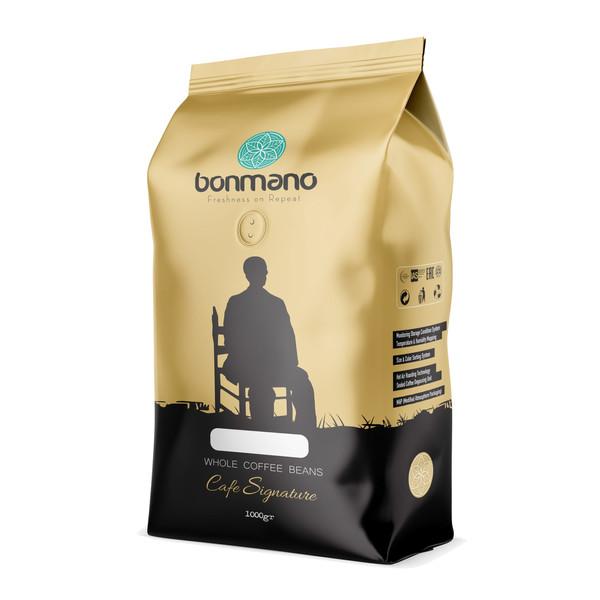 دانه قهوه تک خاستگاه بن مانو - 1000 گرم