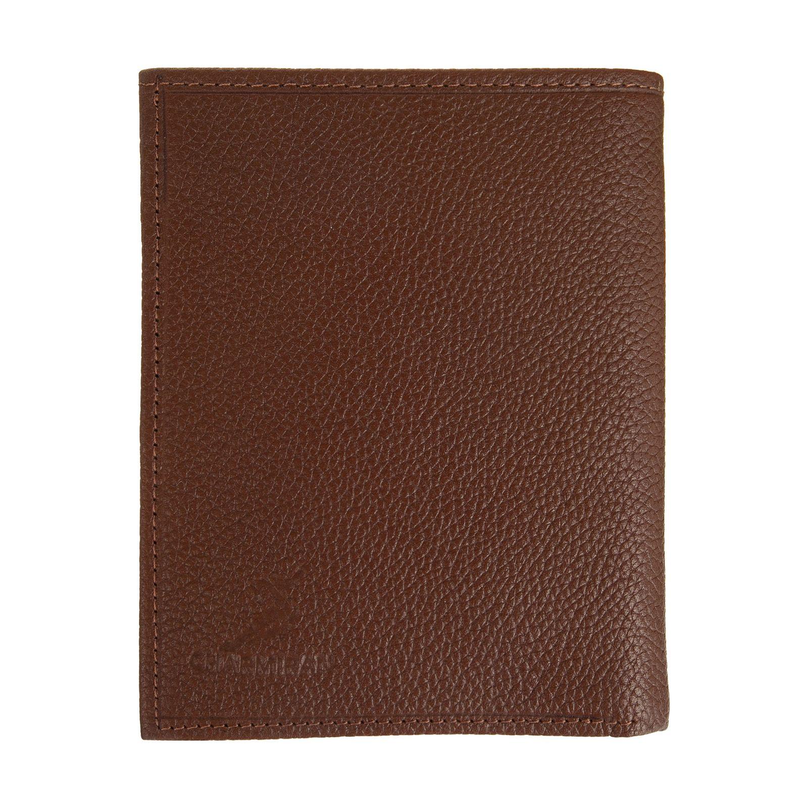 کیف پول مردانه چرمیران مدل 6057104 -  - 2