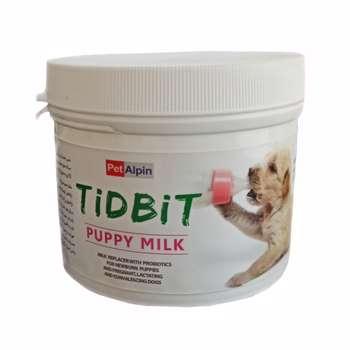 شیرخشک توله سگ تیدبیت مدل T_300 وزن ۳۰۰ گرم
