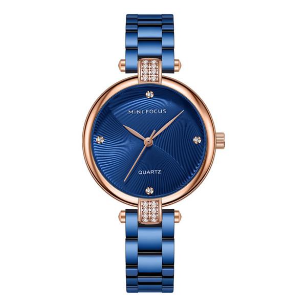 ساعت مچی عقربه ای زنانه مینی فوکوس مدل MF0310L.04