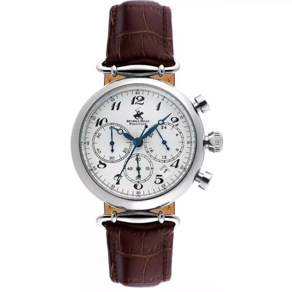 ساعت مچی عقربه ای زنانه بورلی هیلز پولو کلاب مدل  BH9100-01