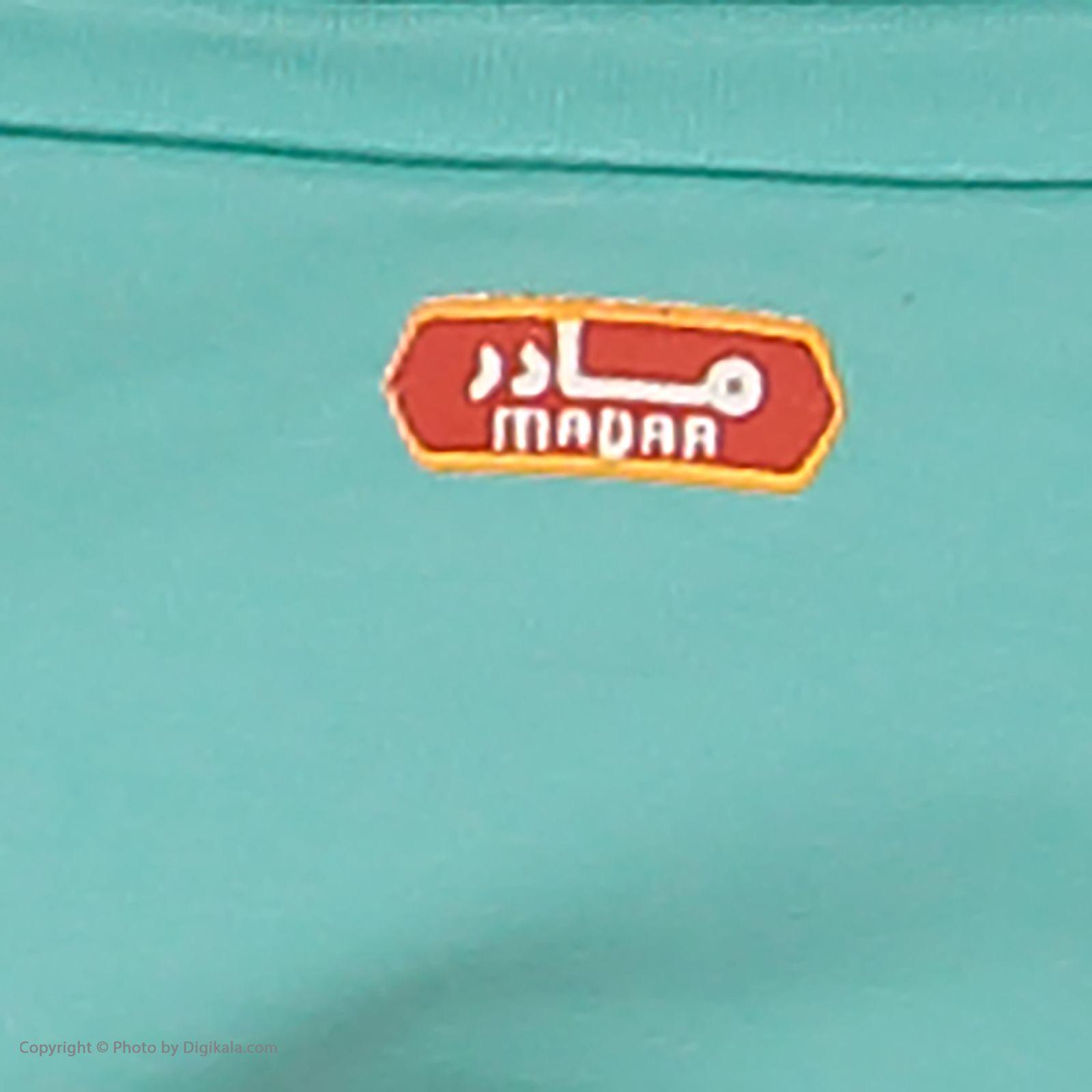 ست تی شرت و شلوار دخترانه مادر مدل 301-54 main 1 5