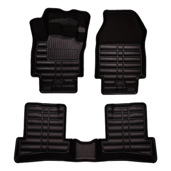 کفپوش سه بعدی خودرو بابل کد ksk3651 مناسب برای رنو کپچر