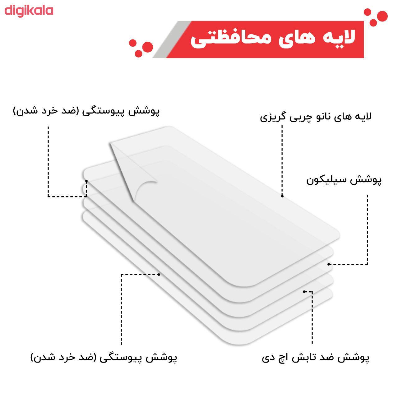 محافظ صفحه نمایش فوکس مدل PR001 مناسب برای گوشی موبایل سامسونگ Galaxy A21s main 1 6