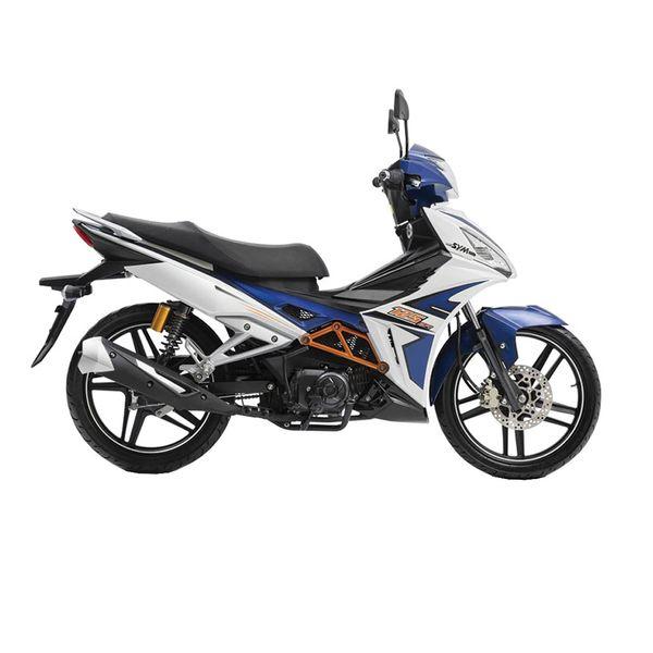 موتور سیکلت اس وای ام مدل 125X سی سی سال 1399