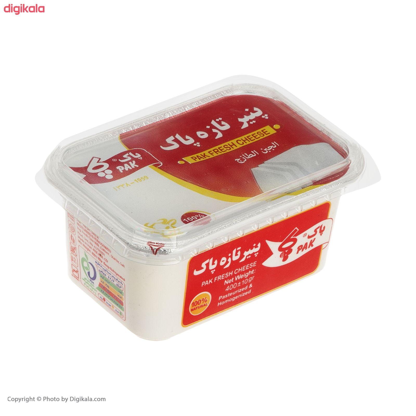 پنیر تازه پاک - 400 گرم main 1 3