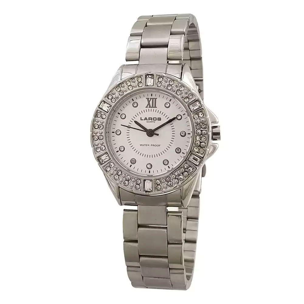 ساعت مچی عقربه ای زنانه لاروس مدل 0717-80018/1-1-1-6