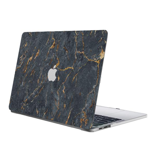 برچسب تزئینی توییجین و موییجین مدل Marble 25 مناسب برای مک بوک پرو 15 اینچ