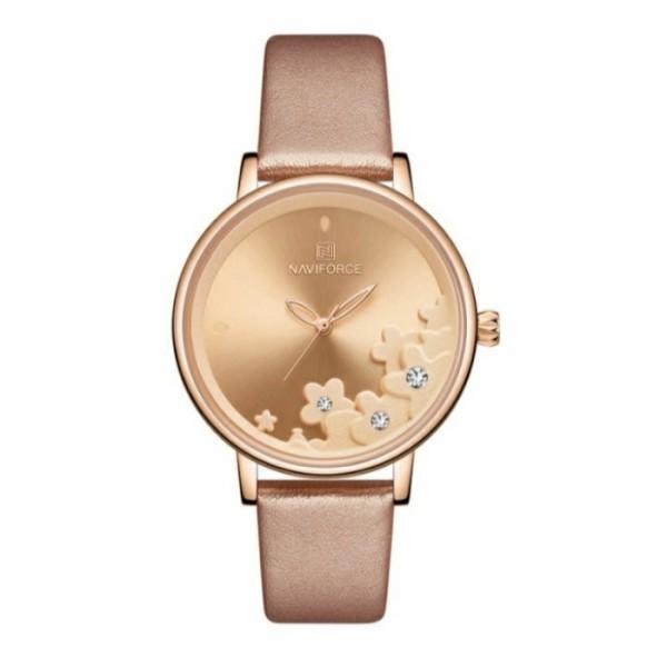 ساعت مچی عقربه ای دخترانهنیوی فورس مدل Nv31980