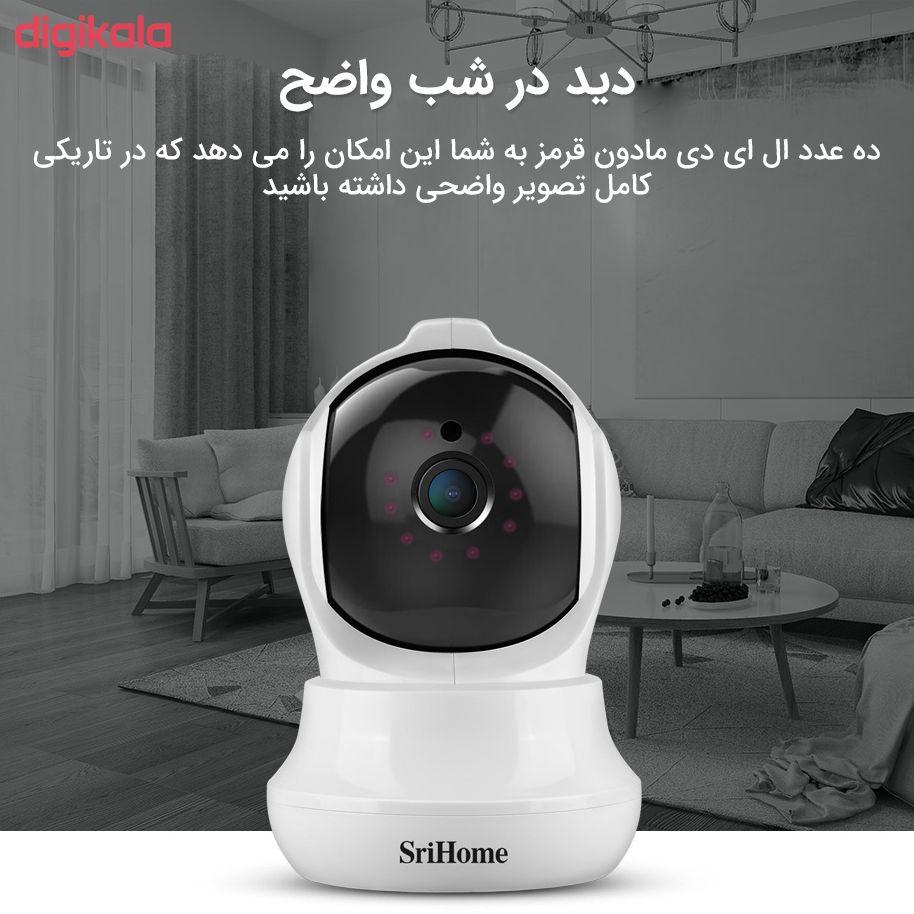 دوربین اتاق کودک سری هوم مدل BABYSH020 main 1 3