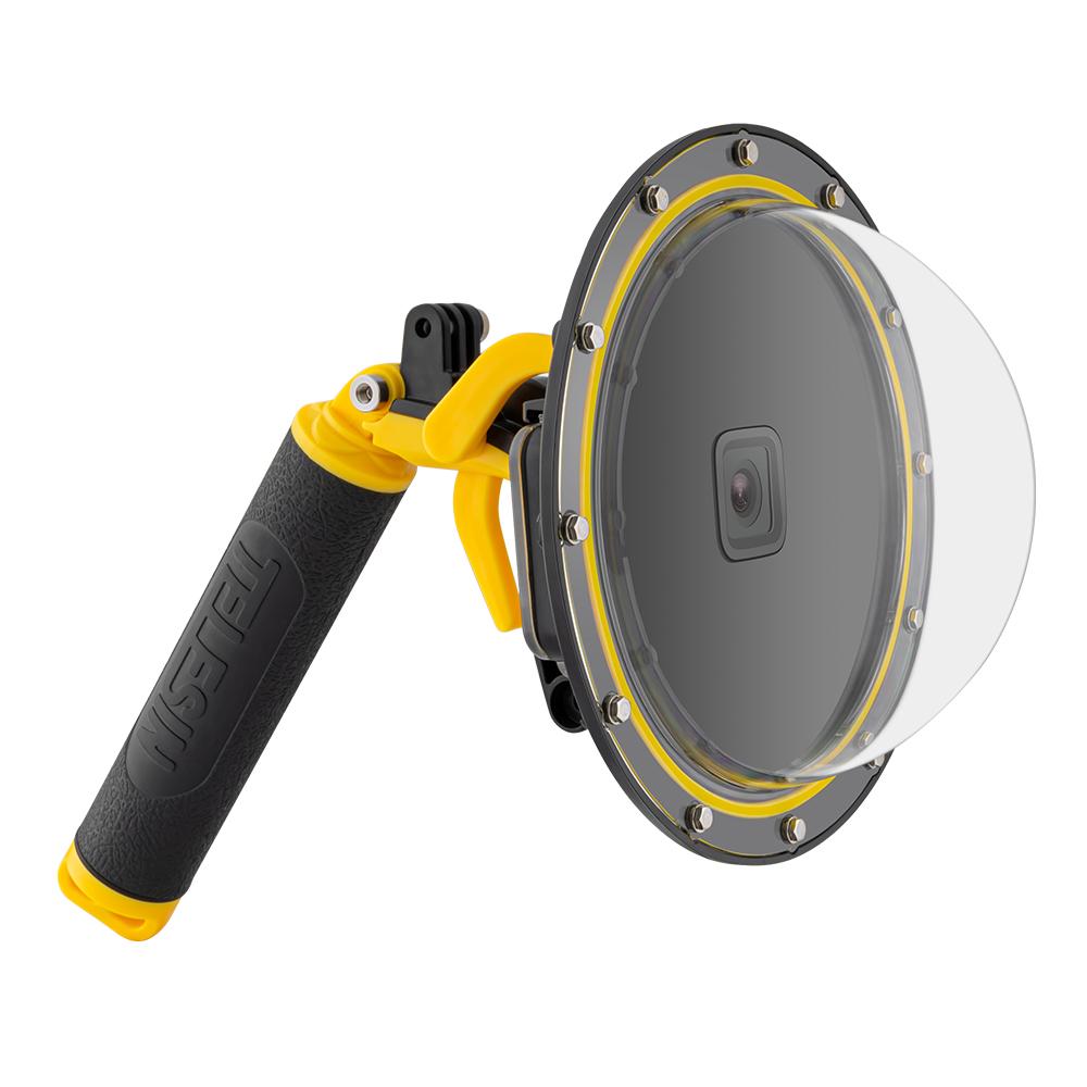 قاب تلسین مدل Dome Hosuing مناسب برای دوربین ورزشی گوپرو هیرو 8