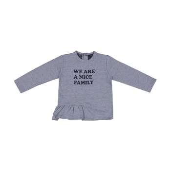 تی شرت دخترانه رابو کد 1250