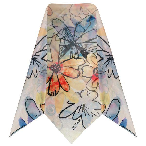 روسری زنانه جانان مدل 1313