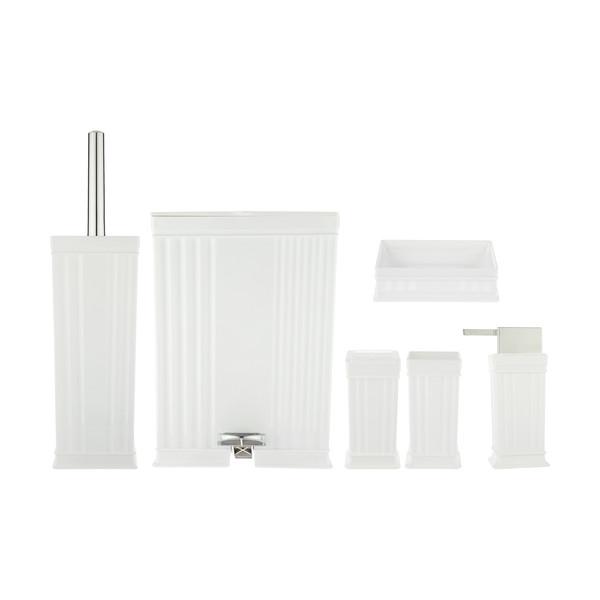 ست سرویس بهداشتی 6 پارچه هوم کت مدل روما