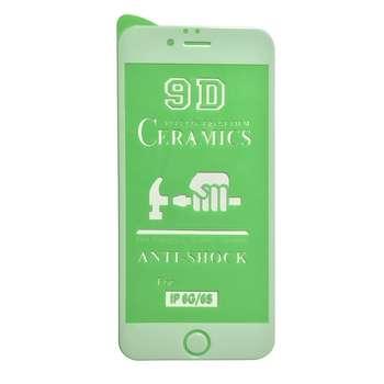 محافظ صفحه نمایش 9D مدل CRA-I6P مناسب برای گوشی موبایل اپل iphone 6plus