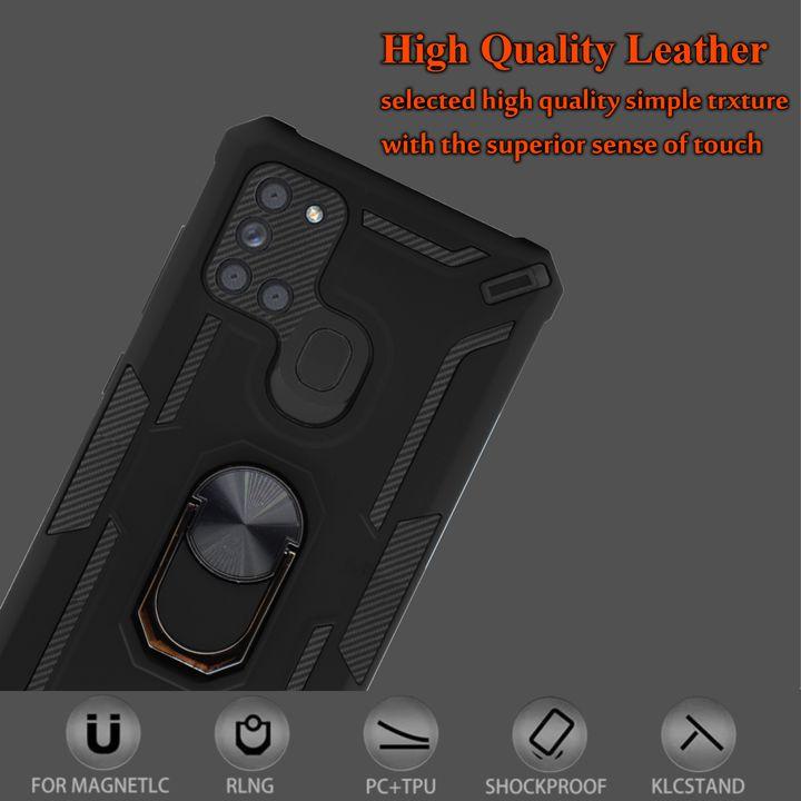 کاور ژنرال مدل DCR21 مناسب برای گوشی موبایل سامسونگ Galaxy A21s thumb 2 4