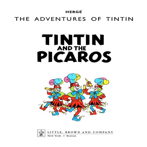 مجله The Adventures of TinTin and the Picaros ژانویه 2019