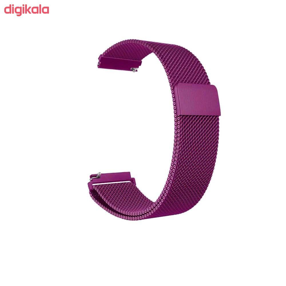 بند مدل Milanese مناسب برای ساعت هوشمند سامسونگ Galaxy Watch Active / Active 2 40mm / Active 2 44mm main 1 9