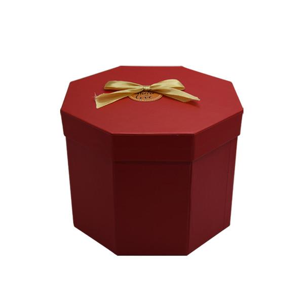 جعبه هدیه کد 4-1012 مدل 8 ضلعی