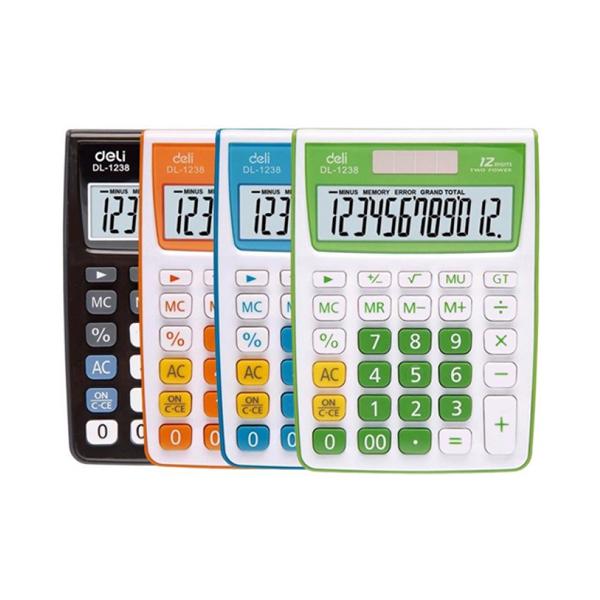 ماشین حساب دلی کد DL-1238