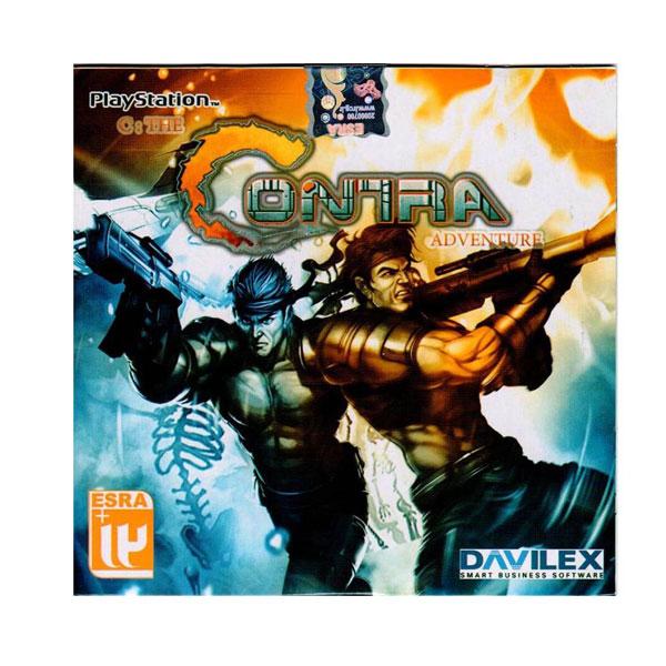 بازی Contra مخصوص ps1