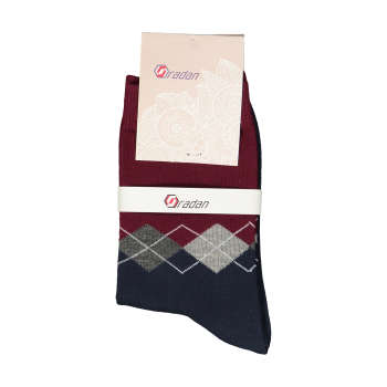 جوراب زنانه رادان کد 2000-13