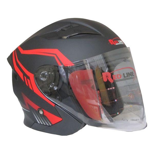 کلاه کاسکت ردلاین مدل 629-BLKRD