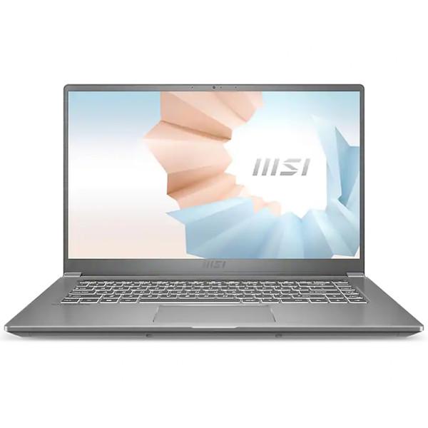 لپ تاپ 15.6 اینچی ام اس آی مدل MODERN 15 A10RBS - NB