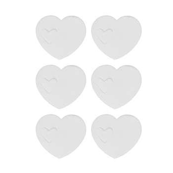 ضربه گیر کد HEART-1 بسته 6 عددی