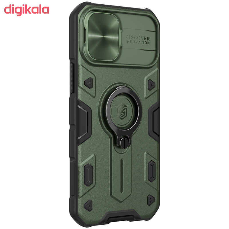 کاور نیلکین مدل CAMSHIELD-ARMOR-12MINI مناسب برای گوشی موبایل اپل IPHONE 12 MINI main 1 2