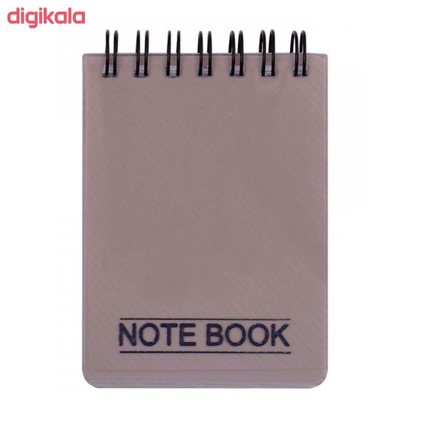 دفترچه یادداشت 100 برگ پاپکو مدل nb-630 main 1 1