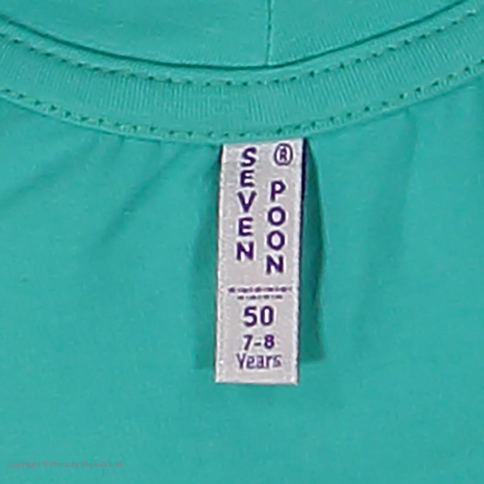 تی شرت دخترانه سون پون مدل 1391361-52 -  - 6