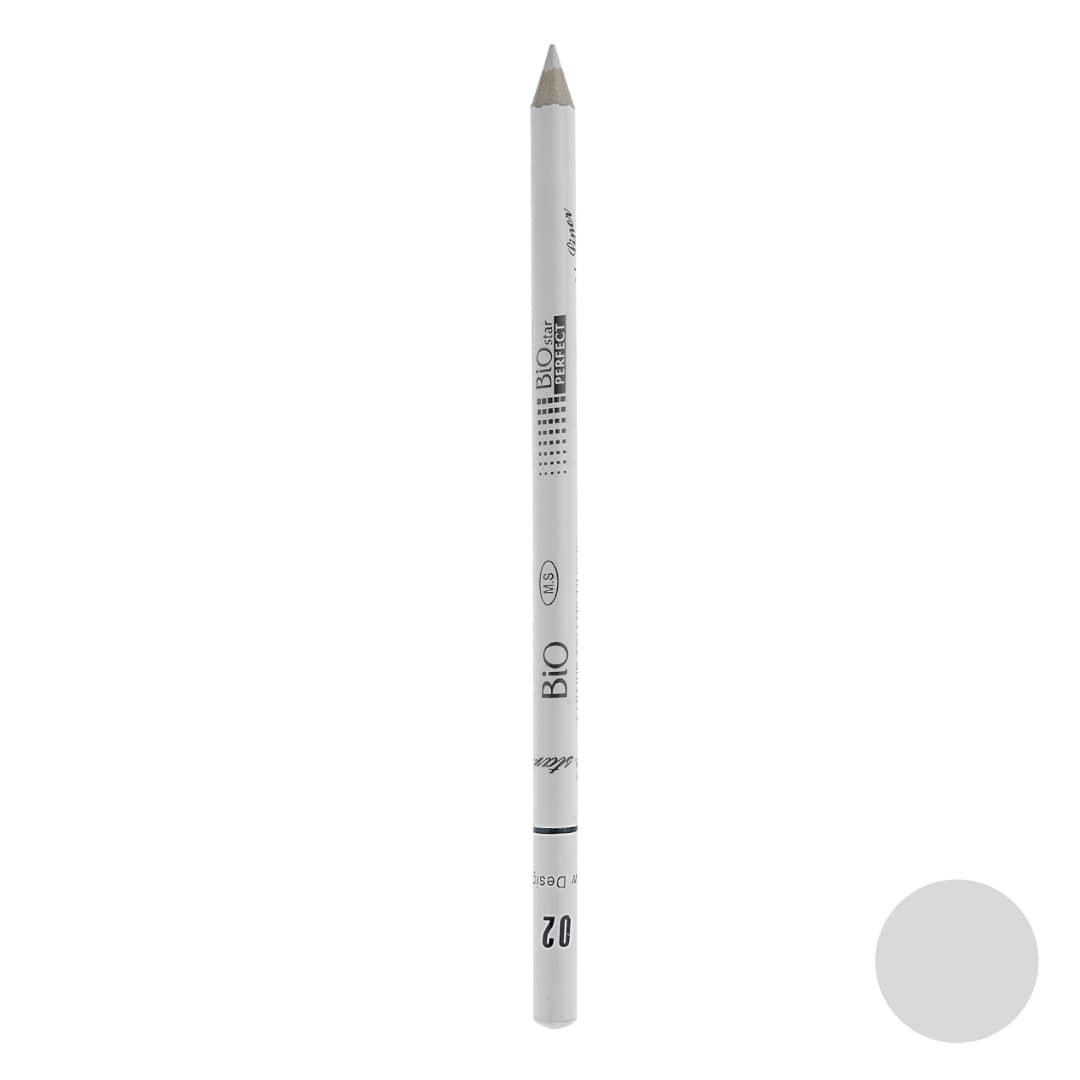 مداد چشم و لب بی یو استار شماره 02